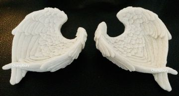 ANGEL WING TRINKET BOWL Small PAIR (Set of 2) ANG151